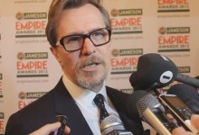 Gary Oldman - Jameson Empire Awards 2012