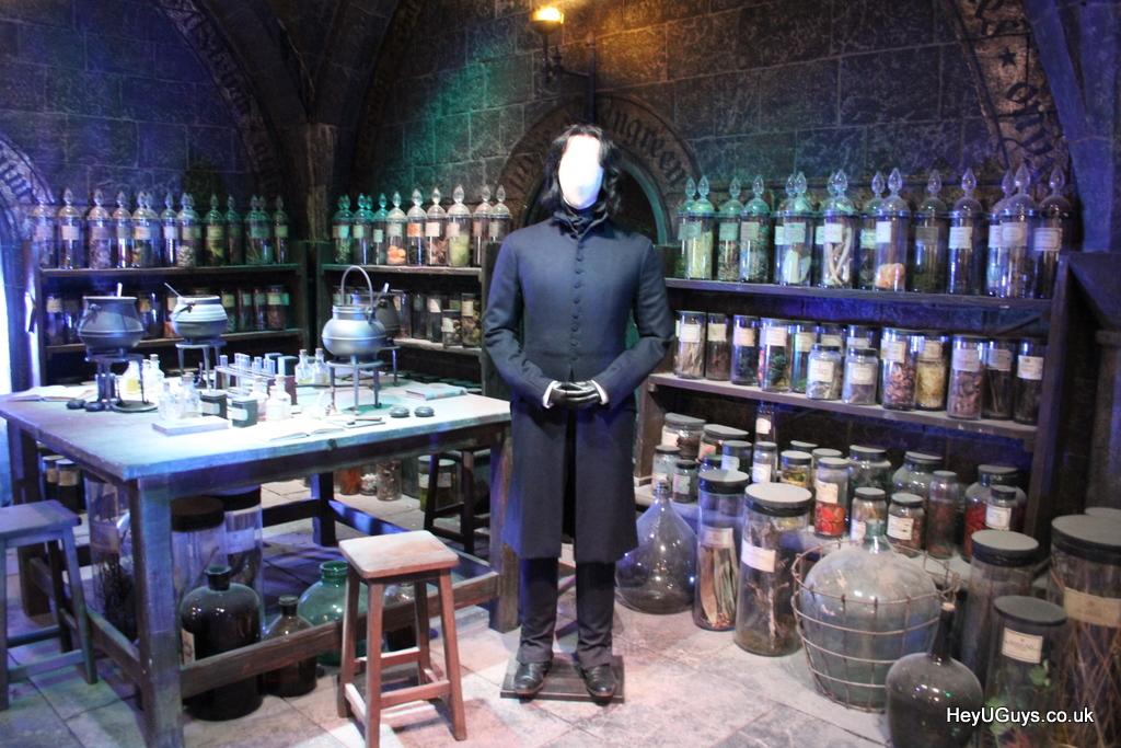 Harry Potter Studio Tour Heyuguys 102 Heyuguys