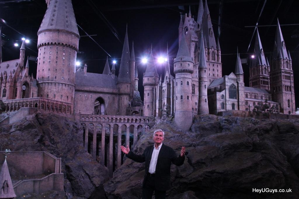 Harry Potter Studio Tour Hogwarts Model Heyuguys 15