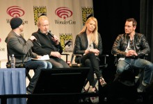 Wondercon 2012 Prometheus Panel