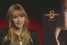 Jennifer Lawrence - The Hunger Games Junket