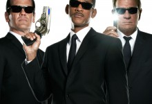 Men in Black 3 promo