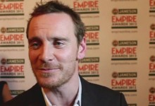 Michael Fassbender - Empire Awards 2012