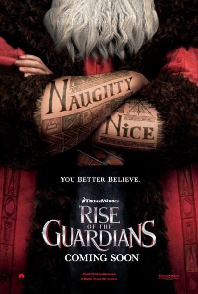 Sự Trỗi Dậy Của Những Vị Thần - Rise Of The Guardians ...