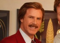 Ron Burgundy Conan O'Brien