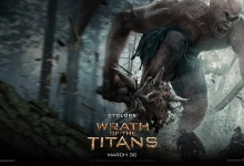 Wrath of the Titans Cyclops poster