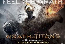 Wrath of the Titans UK Poster
