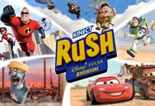 Kinect Rush A Disney Pixar Adventure Box Art