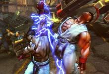 Street Fighter X Tekken 1