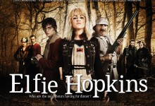 Elfie Hopkins UK Poster