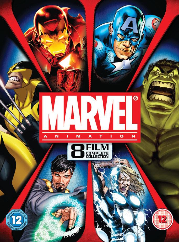 Marvel Anime Filme