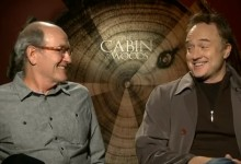 Richard Jenkins & Bradley Whitford Interview - The Cabin in the Woods