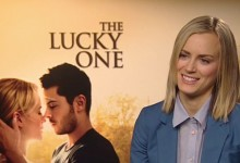 Taylor Shilling - The Lucky One