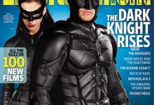 The Dark Knight Rises - Entertainment Weekly Cover