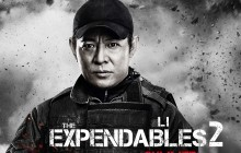 The Expendables 2 Poster - Jet Li