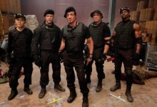 The Expendables get serious