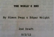 The World's End script