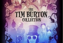 Tim Burton Collection DVD Cover