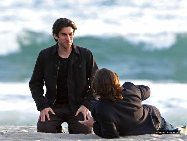 Wes Bentley Terrence Malick 5