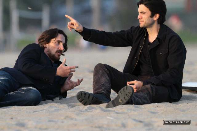 Wes Bentley Terrence Malick 7