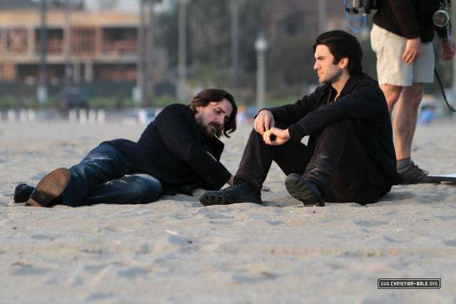 Wes Bentley Terrence Malick 8