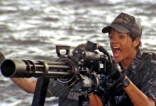 Battleship Review - Rihanna