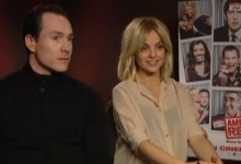 American Pie- Reunion Interview - Mena Suvari and Chris Klein