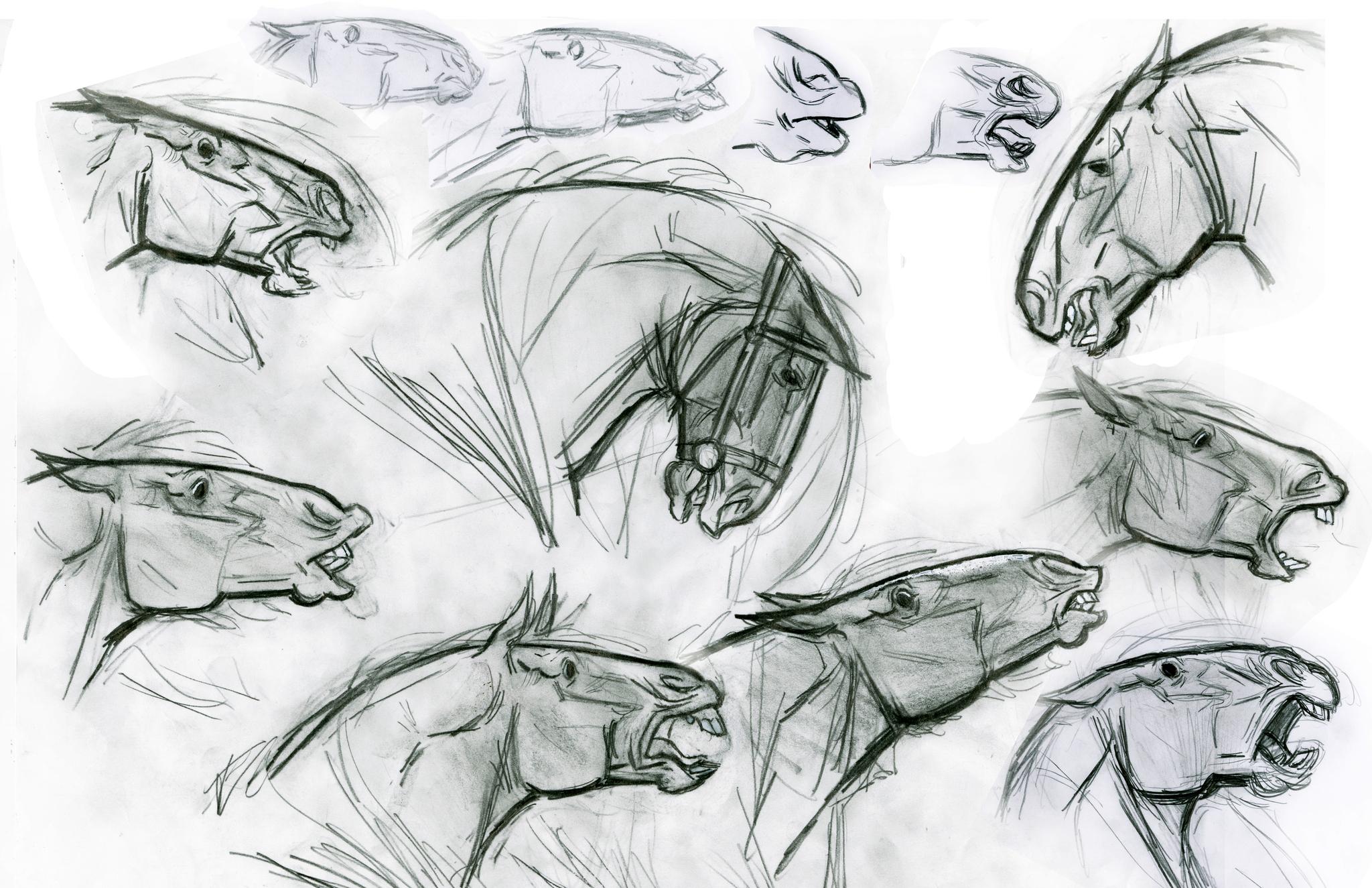 Как нарисовать свой концепт арт