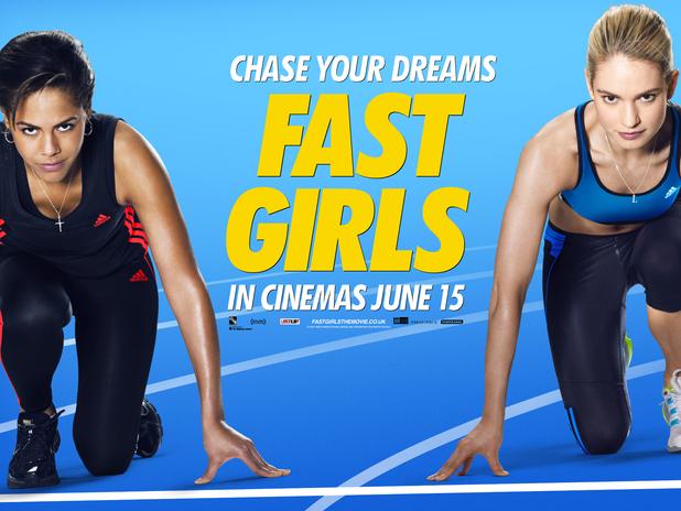 Fast Girls Movie Poster