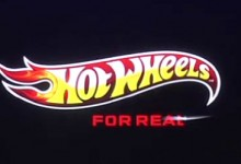 Hot Wheels For Real Logo