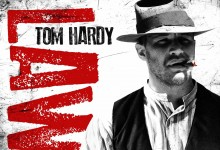 Lawless Movie Poster - Tom Hardy