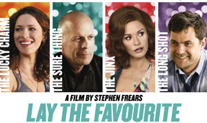 Lay the Favourite UK Poster