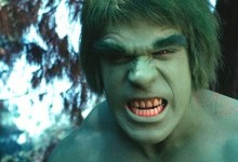 Lou Ferrigno The Incredible Hulk