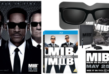 Men in Black 3 Merchandise