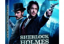 Sherlock Holmes A Game of Shadows Blu-ray Pack Shot