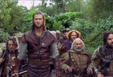 Snow White and the Huntsman Dwarves