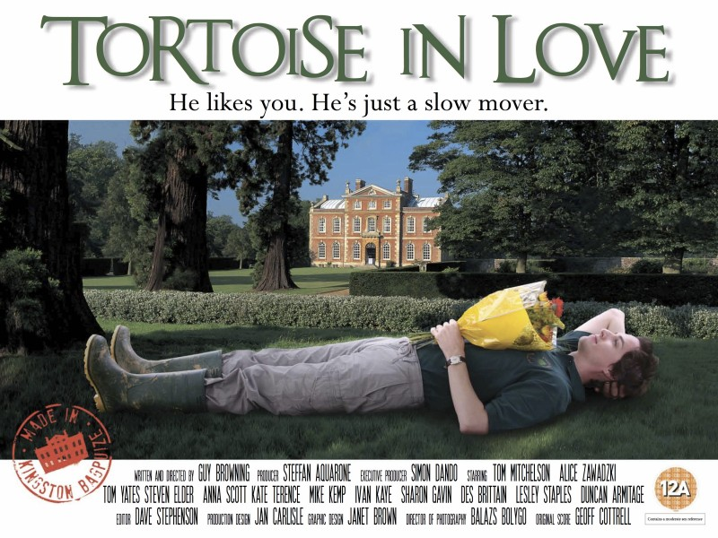 Tortoise in Love Movie Poster