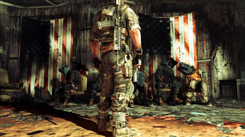 скачать игру Spec Ops 2 The Line через торрент - фото 7