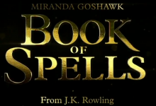 Book of Spells Logo