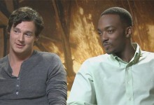 Ben Walker and Anthony Mackie - Abraham Lincoln