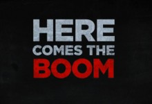 Here Comes the Boom Logo