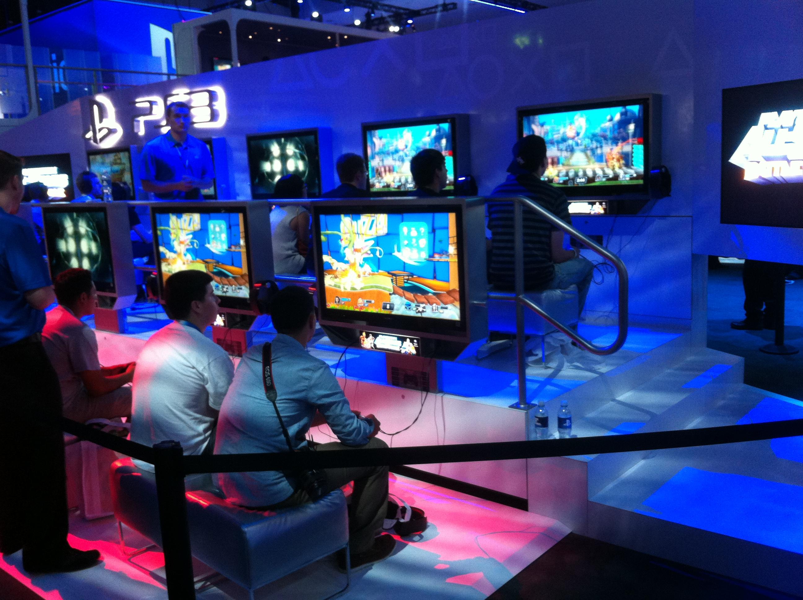 E3 2012 Heyuguys