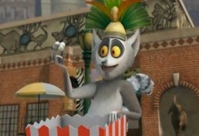 Madagascar King Julien