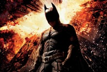 The Dark Knight Rises UK Poster