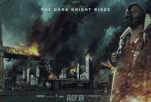 The Dark Knight Rises banner
