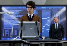 Ben Whishaw - Q in Skyfall