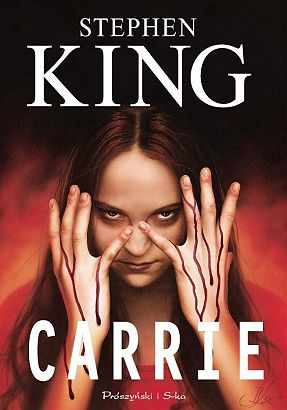 Carrie Book by Stephen King