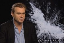 Christopher Nolan The Dark Knight Rises Interview