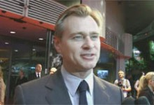 Christopher Nolan - The Dark Knight Rises Premiere