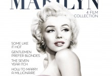 Forever Marilyn Blu-ray Packshot